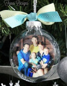 25 Rock Star Ways to Fill a Glass Ornament (my favorite is #2!) | How Does She
