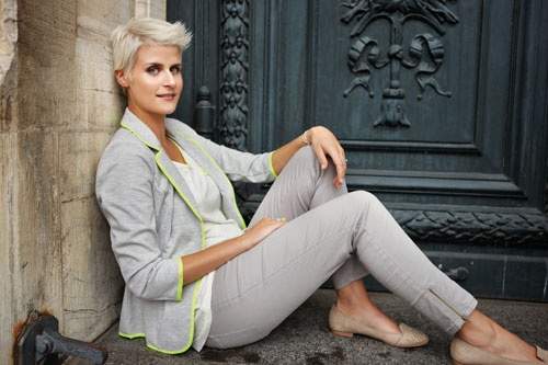 Eva Daeleman capsult met Vila 8 maart 2013