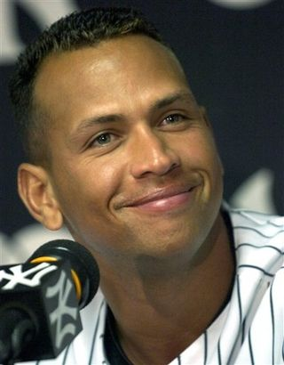 "Shopworn, and juiceless, 10-time Silver Slugger Award winner Alex Rodriguez will undergo surgery on his left hip and likely won't return to the diamond until roughly the All-Star break.     The 37-year-old Rodriguez, who acquired the bynames ""A-Fraud"" and ""Bitch Tits"" for rampantly abusing synthetic testosterone, has a torn labrum, bone impingement and a cyst."