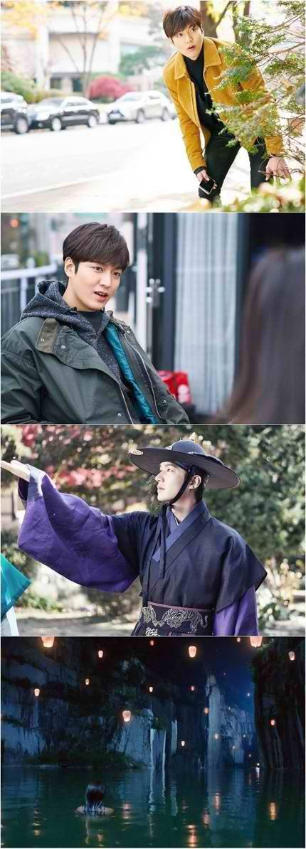 Lee Minho and Jeon Ji Hyun Legend Of The Blue Sea upcoming SBS Korean Drama coming this #november