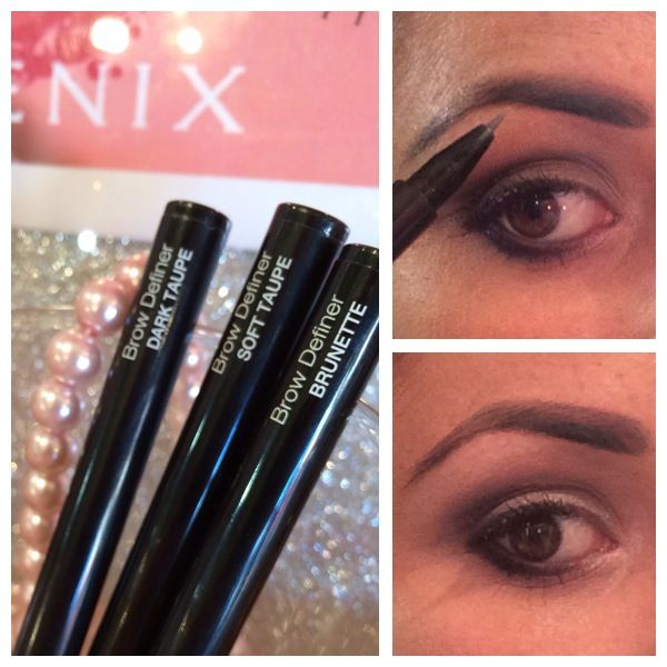 Come into your nearest Phoenix Cosmetics store to try our new Brow Definers! Find us here: http://www.phoenixcosmetics.com