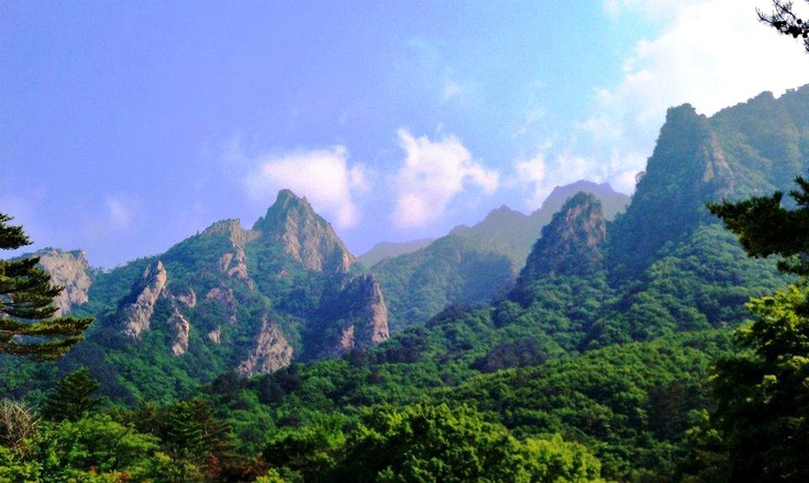 97 Best Images About Korea Mountain On Pinterest