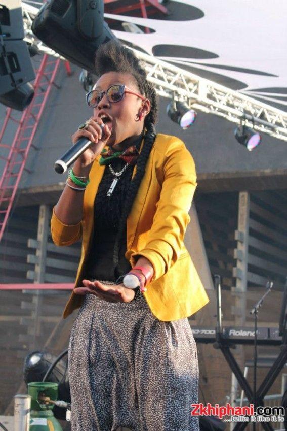Toya Delazy to support Adam Lambert SA tour
