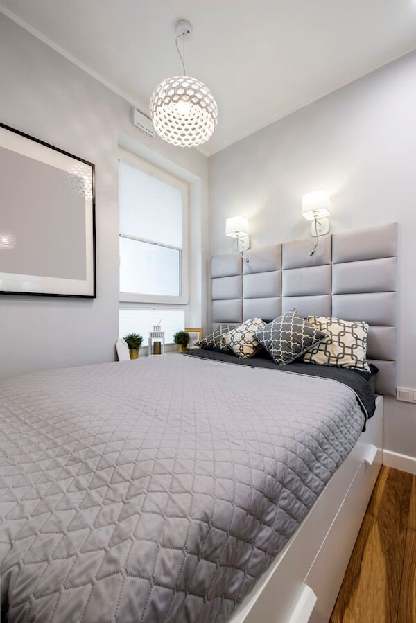 22 Stylish Small Bedroom Design Ideas Freshome Com Small Room Bedroom Small Bedroom Interior Small Bedroom