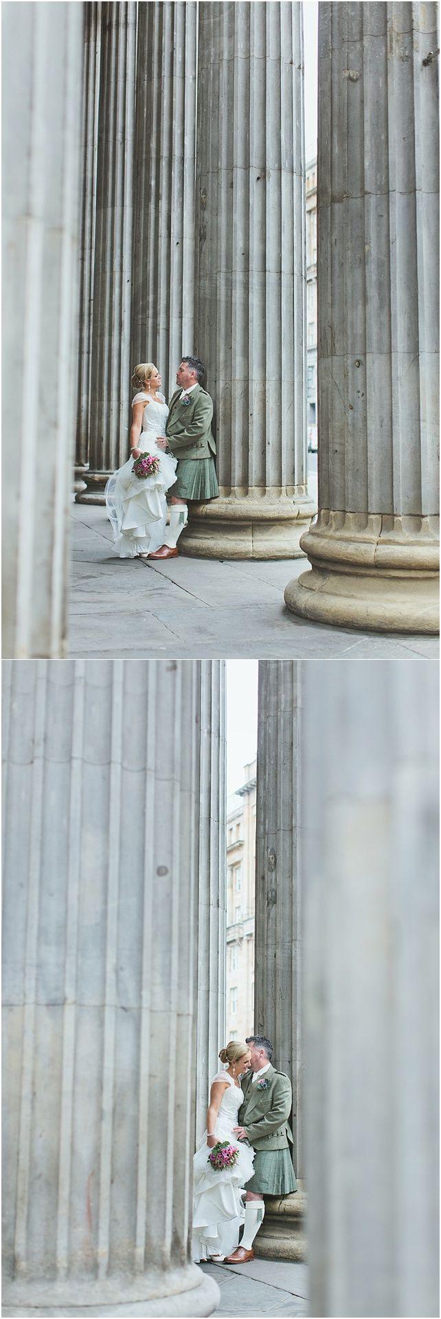 Wedding 29 royal exchange square // city wedding Glasgow // Chantal Lachance-Gibson photography // Struve Photography