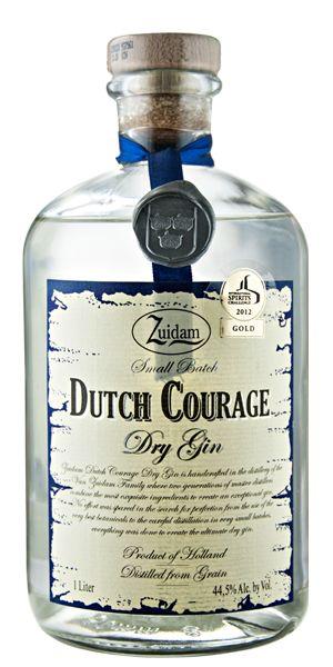 Dutch courage my friends. Zuidam Distillery was founded in 1975 in the Netherlands by Fred van Zuidam. The beginnings were humble indeed. - See more at: http://flaviar.com/product/zuidam-dutch-courage-dry-gin?mch=Z29sZC5wb2xpc2hlckBnbWFpbC5jb21mTCpTNSM&utm_source=Flaviar-in&utm_campaign=60f2a63797-10_27_2014_ZuidamDutchGin_%28Flaviar-in%29&utm_medium=email&utm_term=0_60b49b38de-60f2a63797-51067349#sthash.oc2VbaJS.dpuf Zuidam Dutch Courage Dry Gin - Flaviar