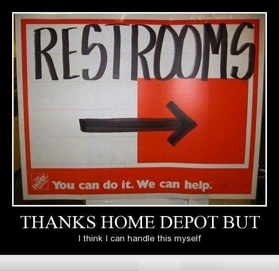 Bathroom Signs Office Depot 193 best bathroom signs images on pinterest | bathroom signs
