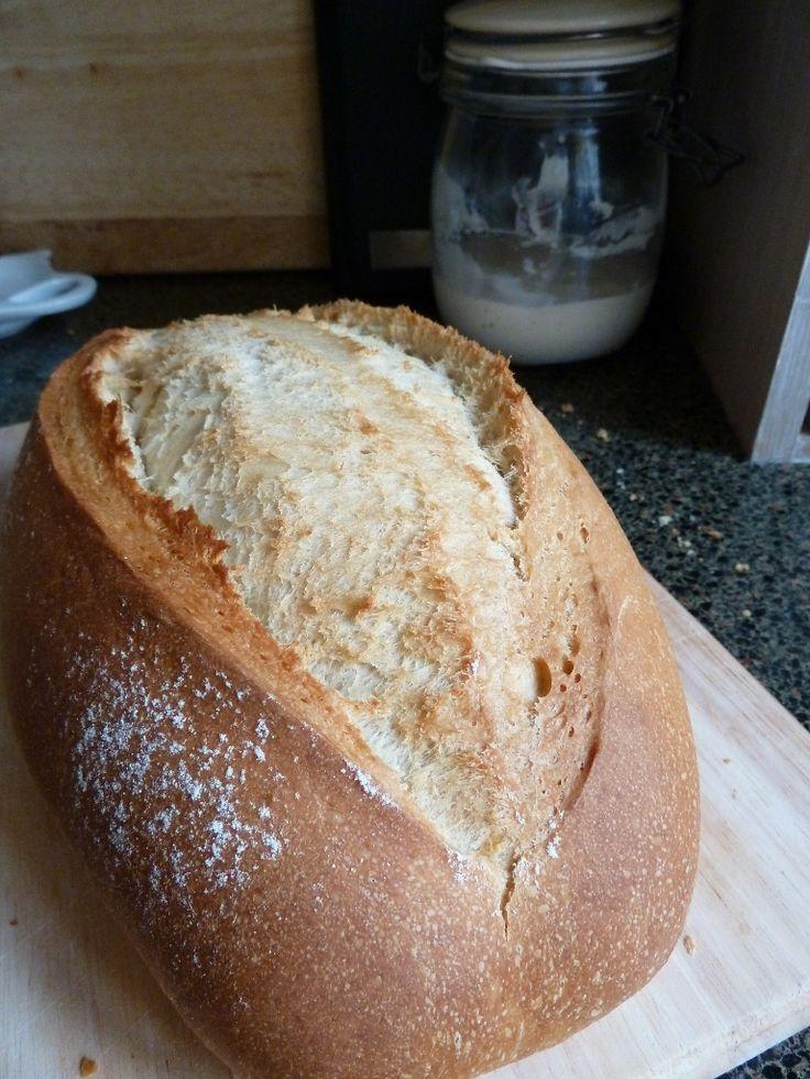 Panera Bread Restaurant Copycat Recipes: Country White Bread