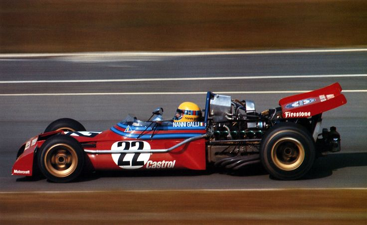 1972 Tecno PA123 (Nanni Galli)