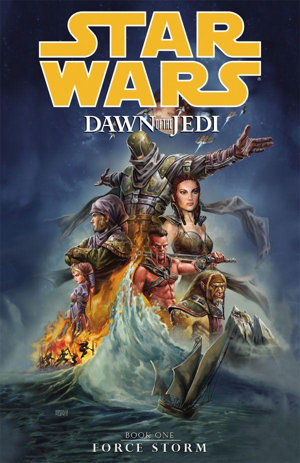 Dawn of the Jedi | Dawn of the Jedi: Force Storm