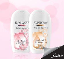 El gel de ducha de aceite, contiene  propiedades hidratantes y purificadoras.  http://bit.ly/ByphasseFedco