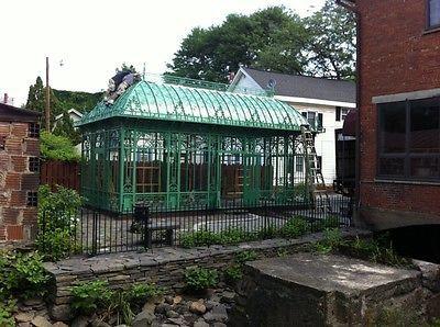 Gazebos 180995: World Class Victorian Style Large Gazebo Conservatory -> BUY IT NOW ONLY: $42000 on eBay!