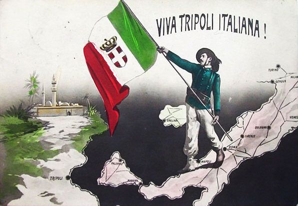 It would be easy for modern Italian monarchists to try to dismiss anything to do with imperialism by associating it solely with the Fascis...