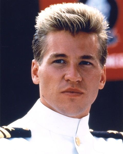 "Val Kilmer - Ok, this is more of a ""used to be"" hottie"