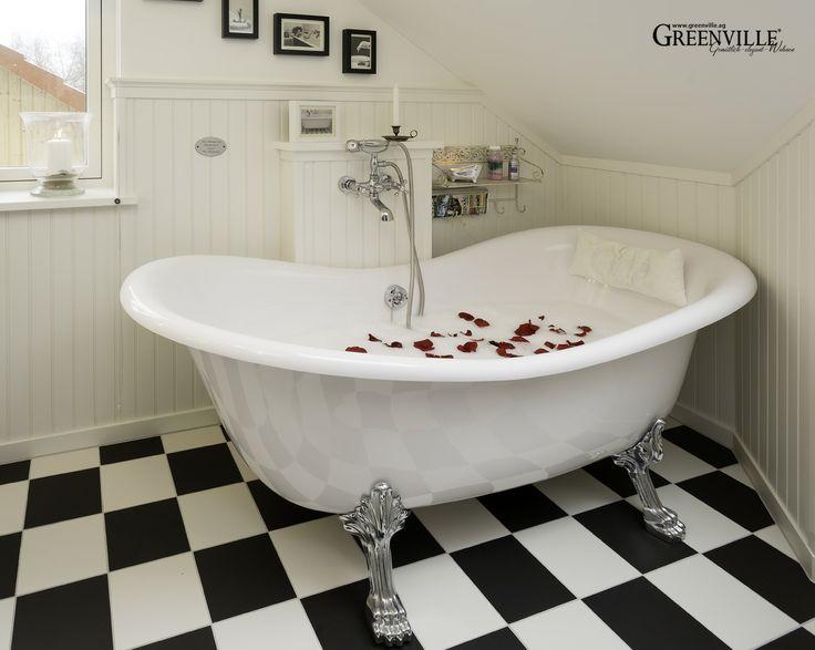 115 best Bad images on Pinterest Bathroom, Bathroom furniture - shabby bad