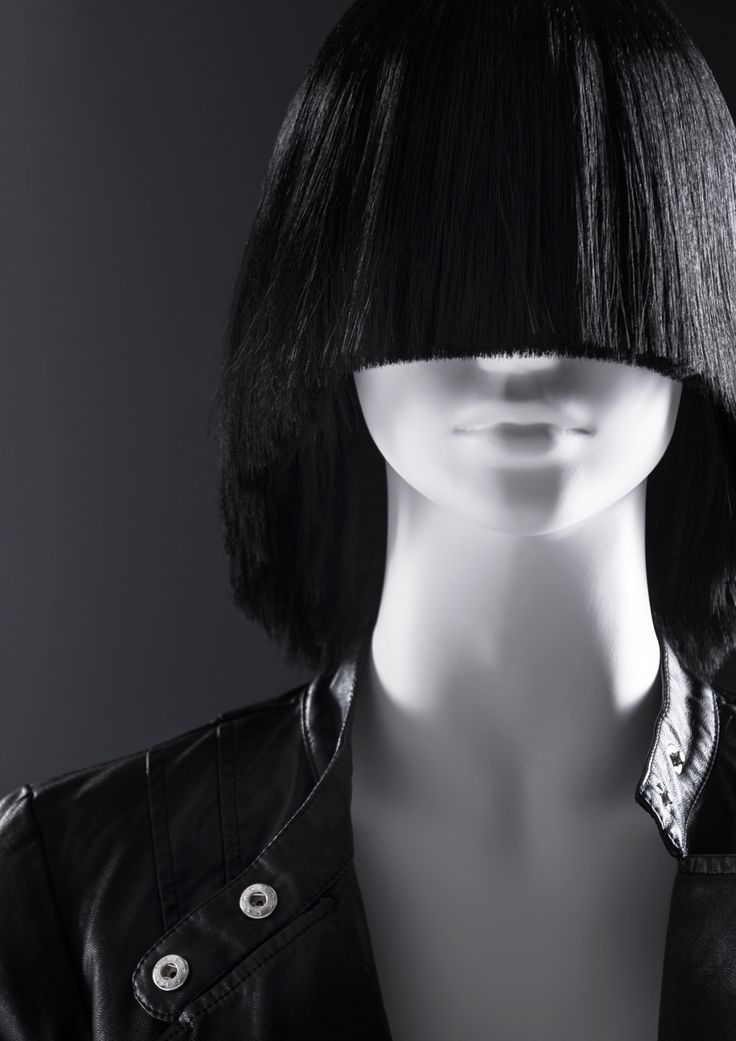 ONE Collection #MoreMannequins #FemaleMannequin #hairstyle #bangs