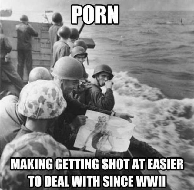 Pussy, like wwii porn bouche