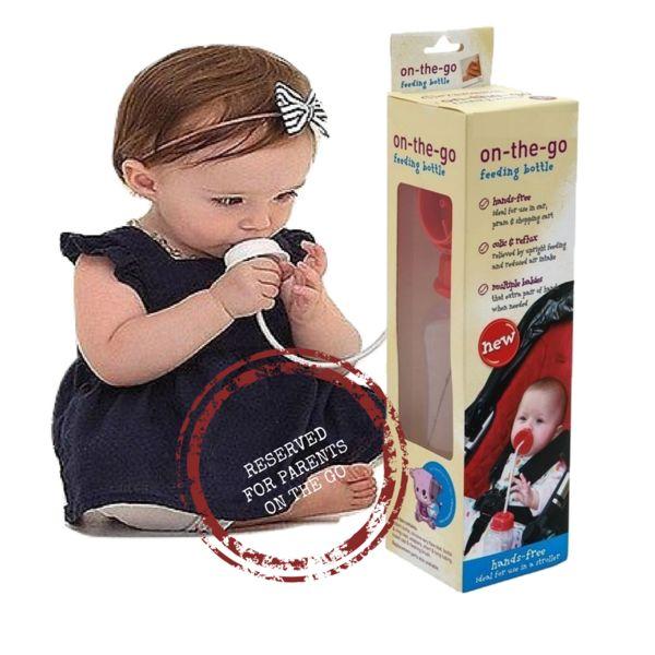 BabyCele On The Go Feeding Bottle