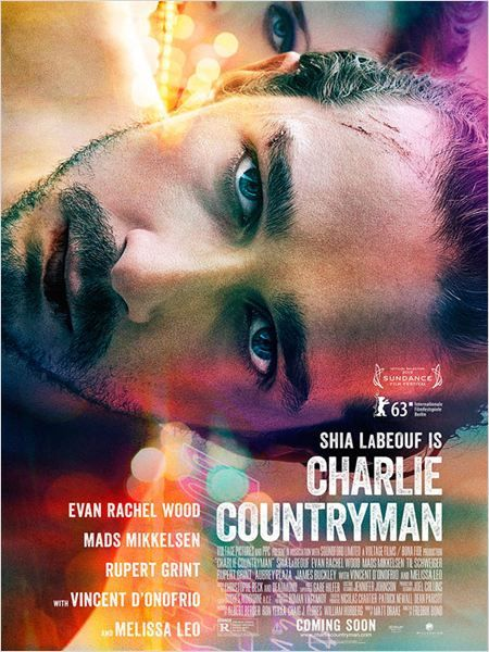 """Charlie Countryman film """"I hope you don't die kiddo...If I do, I die for love, that's a pretty cool way to go."""""""