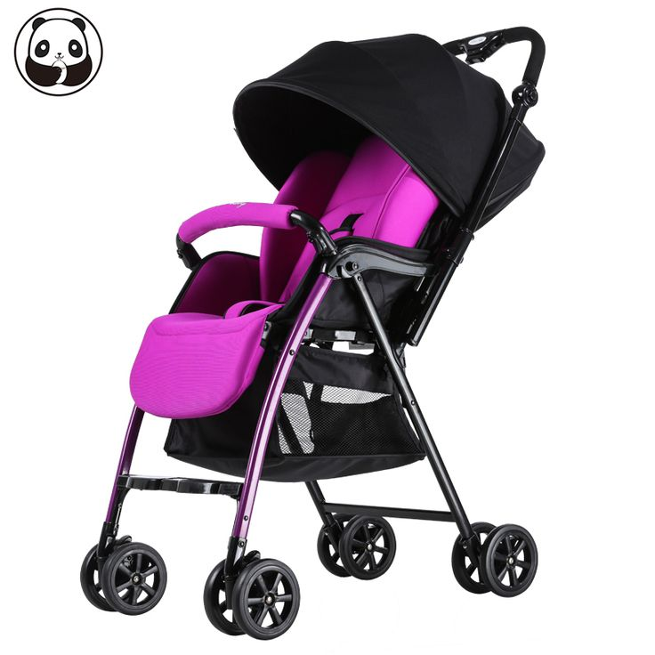 2017 Babypanda Store Cheap Strollers Foldable Baby Stroller Light Weight Strollers Cheap-Baby-Stroller 4.3Kg Pram For Newborns