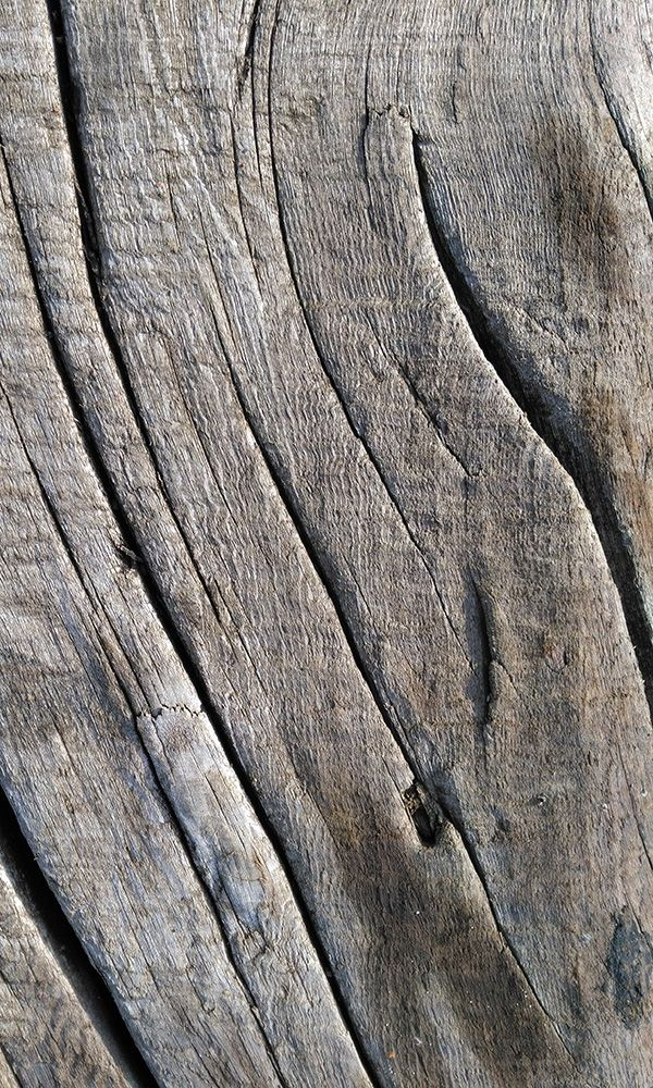 Old faded wood board texture. Close-up of rough wooden ...