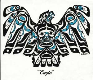 Native Decals - Pacific Northwest Coast Native Art