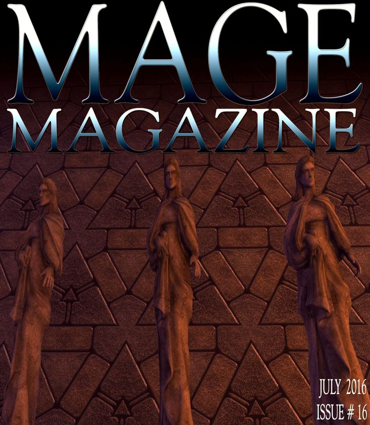 MAGE Magazine Issue 16