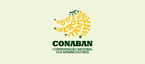 conaban banana logo designs
