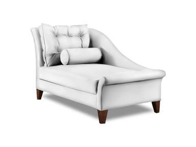shop for klaussner lincoln chaise lounge 270r chase and other living room chaises at