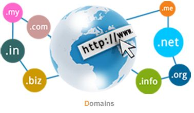 Domain Name Registration servies