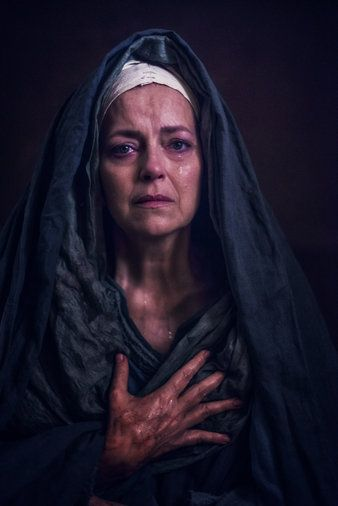Greta Scacchi Is Mother Mary Jesus' mother stays strong and resolute throughout the darkest of days. Her certainty in her son and his mission never fails.