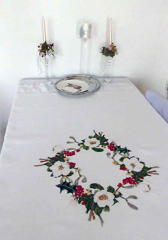 obrus - Boże Narodzenie