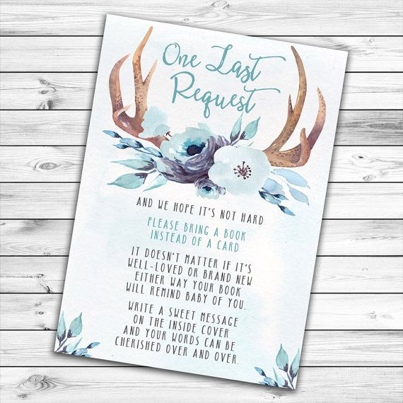best 25+ deer baby showers ideas on pinterest | hunting theme baby, Baby shower invitations
