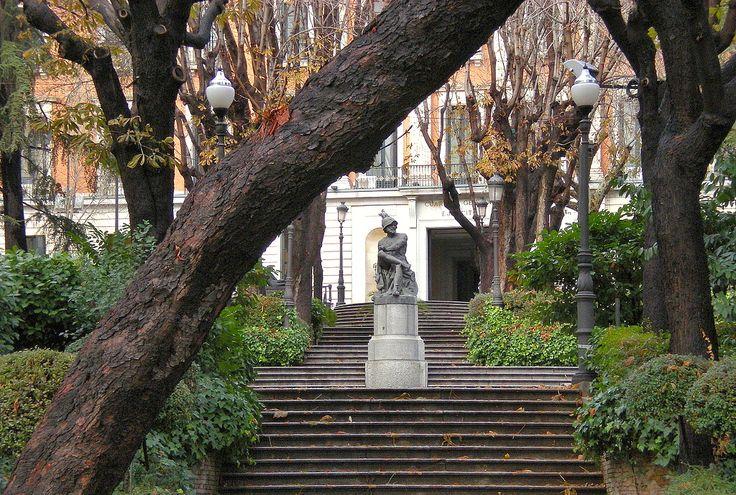 Palacio de Buenavista, sede del Cuartel General del Ejército de Tierra