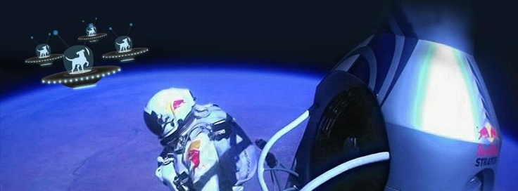 Felix Baumgartner tribute