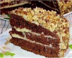 Шоколадный торт на кефире «Фантастика» http://optim1stka.ru/2017/09/24/shokoladnyj-tort-na-kefire-fantastika/