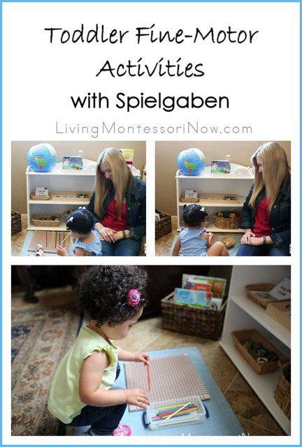 Montessori monday toddler fine motor activities with for Montessori fine motor skills