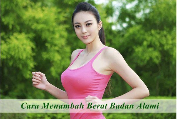 Dunia Kesehatan Dan Kecantikan Tips Menambah Berat Badan Alami Wanita Bikini Kecantikan