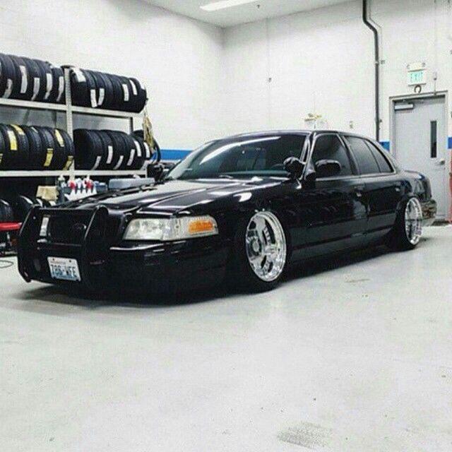 Custom Ford Crown Vic.