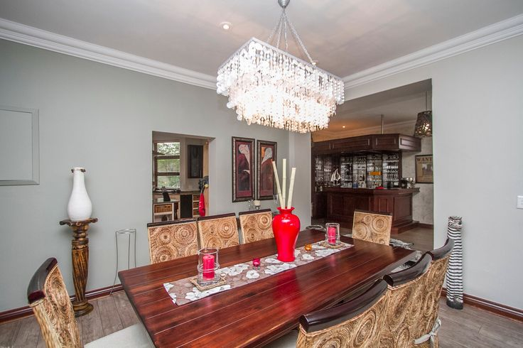 Interior decorating and chandelier done by Exquisite Wallz and Design