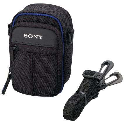 Sony LCSCSJ Soft Carrying Case for Sony S, W, T, and N Series Digital Cameras. $8.86!