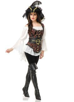 1000+ ideas about Adult Pirate Costume on Pinterest | Pirate Halloween, Pirate Halloween Costumes and Diy Pirate Costume