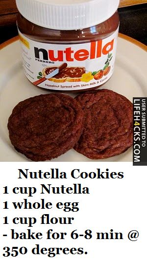 10 Awesome Things That You Should Be Making With Nutella Come and see our new website at bakedcomfortfood.com!