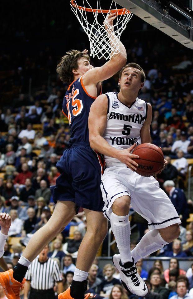 Kyle Collinsworth - BYU Basketball