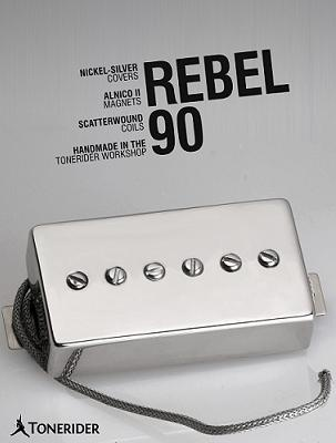 rebel 90s pickups tonerider guitar stuff
