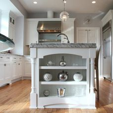 Kitchen Islands Bookcases And Cap D Agde On Pinterest