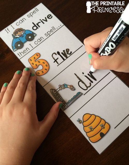 If your Kindergarten or 1st grade students are in dire need of some CVC practice, this is for you! Let them see how changing one letter in a word can build an entirely new word! Your students literacy skills with soar with this quick, easy to prep activit