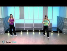 Perdre la cellulite avec l'exercice du genou avant sauté