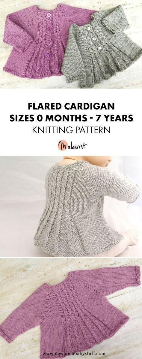 Baby Knitting Patterns ...