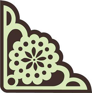 Silhouette Design Store View Design 3266 Art Nouveau